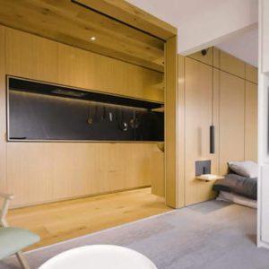 mobiliario multifuncional